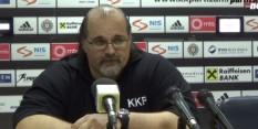 Pred tekmo s Krko je Džikić napisal pismo