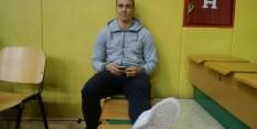 Ćapinov debi za Primorsko, pri Krki vrnitev Rebca