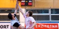 V ljubljanski študentski ligi kar 9 trojk