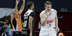 VIDEO: Luka Dončić navdušil, tekmo končal