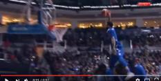 VIDEO: Preskočil jih je pet in zabil za zmago